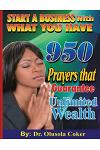 Start a Business with What You Have: 950 Prayers That Guarantee Unlimited Wealth