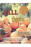 Fall Thyme: Bittersweet Walnut Grove