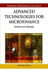 Advanced Technologies for Microfinance: Solutions and Challenges