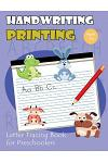 Handwriting Printing: Letter Tracing Book for Preschoolers: Letter Tracing for Kids Ages 3-5 (Cute Animals Alphabet Version)