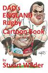 Dad's England Rugby Cartoon Book: And Other Sporting, Celebrity Cartoons