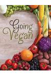 Blank Cookbook and Meal Planner: Going Vegan: Collect Your Best Vegan Recipes in This 60 Page Blank Cookbook with 5 Week Template Meal Planner to Kick