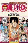 One Piece, Volume 17: Thriller Bark, Includes Vols. 49, 50 & 51