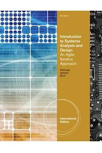 Introduction to systems analysis and design : an agile, iter