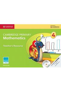 Cambridge Primary Mathematics Stage 4 Teacher's Resource [With CDROM]