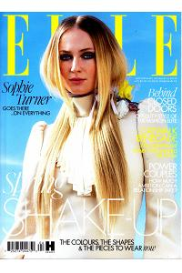 Elle Travel - UK (Apr 2020)