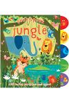 Seek & Peek Jungle: A Lift the Flap Pop-Up Book about Colors!
