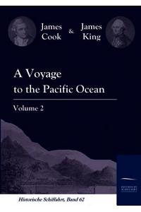 A Voyage to the Pacific Ocean Vol. 2