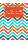 2019-2020 Academic Planner: Classic Art, Two Year Academic 2019-2020 Calendar Book, Weekly/Monthly/Yearly Calendar Journal, Large 8.5