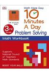 10 Minutes a Day: Problem Solving, Third Grade: Supports National Council of Teachers Math Standards