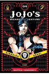 Jojo's Bizarre Adventure, Part 2: Battle Tendency, Vol. 4