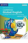 Cambridge Global English Stage 1 Learner's Book with Audio CDs (2)