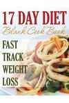 17 Day Diet Blank Cookbook