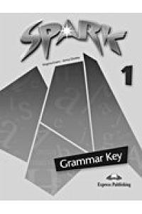 Spark: Grammar Book Key (Greece) Level 1