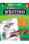 180 Days of Writing for Sixth Grade (Grade 6): Practice, Assess, Diagnose