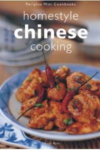 Periplus Mini Cookbooks - Homestyle Chinese Cooking