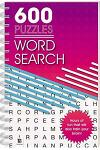 600 Puzzles: Wordsearch