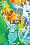Audition Notebook: Inspirational Audition Log Book gift for your acting and performing friends