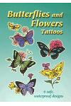 Butterflies and Flowers Tattoos