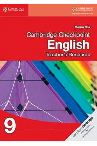 Checkpoint English Teacher Resources 9