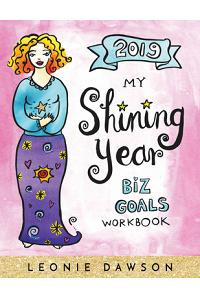 2019 My Shining Year Biz Goals Workbook