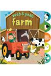 Seek & Peek Farm: A Lift the Flap Pop-Up Book about Numbers!