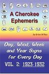 A Cherokee Ephemeris 2: Calculating Your Cherokee Calendar Birth Date