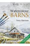 Watercolour Barns [With Free Tracings]