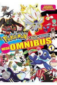 Pokemon Sun Moon Mega 1