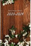 2020-2024 Five Years Planner: Yearly-Monthly Daily Planner Yearly Goal Planner