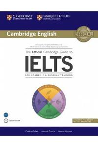 The Official Cambridge Guide to Ielts Student's Book with Answers with DVD-ROM [With CDROM]