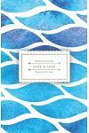 Hide & Seek: This Is the Special Password Log: It's Beautiful But Unnoticeable - Blue Ocean Wave Design