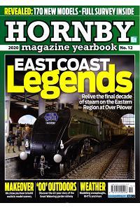 Hornby Mag YearBook - UK (2020)