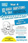 10 Quick Questions a Day Year 4 Term 4