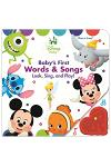 Disney Baby Babys First Words & Songs