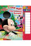 Disney Mickey Mouse Clubhouse I Can Play Christmas Songs!