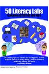 50 Literacy Labs: Learning Activities for Kids