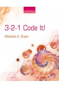 Green S 3-2-1 Code It! Workbook (Book Only)