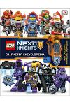 LEGO NEXO KNIGHTS Character Encyclopedia : With exclusive Minifigure