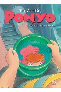 The Art of Ponyo