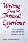 Writing from Personal Experience