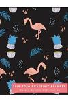 2019-2020 Academic Planner Weekly, Monthly with Quotes: Flamingo Planners, 2019-2020 Calendar Planner Weekly and Monthly: 2019-2020 Two Year Planner -