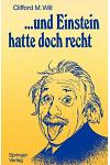 ..Und Einstein Hatte doch Recht