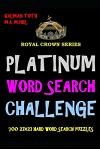 Platinum Word Search Challenge