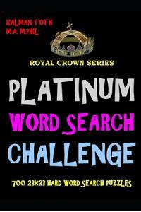 Platinum Word Search Challenge