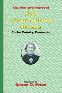 1870 Cocke County Census: Cocke County Tennessee