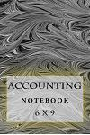 Accounting Notebook: 6 X 9