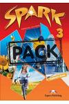 SPARK 3 STUDENT'S PACK WITH ieBook (INTERNATIONAL)