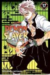 Demon Slayer: Kimetsu No Yaiba, Vol. 17, Volume 17