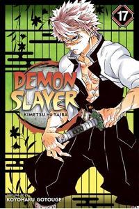 Demon Slayer: Kimetsu No Yaiba, Vol. 17, Volume 17